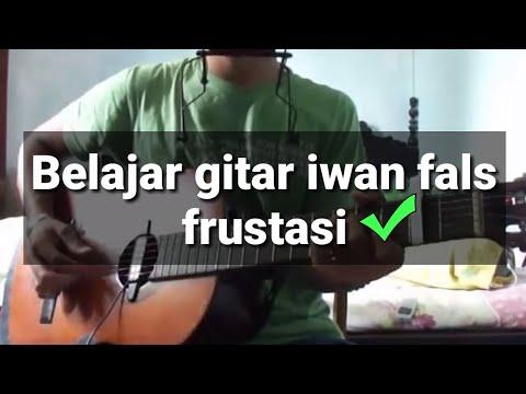 kunci gitar | belajar gitar ( Iwan Fals Frustasi )