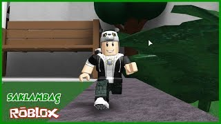 Hide-and-seek in the garden! They've Got It Bad! Roblox Hide and Seek