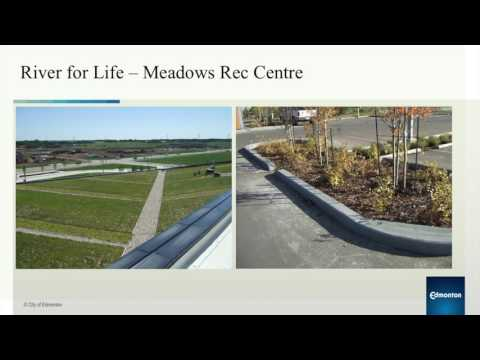"Implementation of Edmonton's ""River for Life"" Strategy (Ross Bulat & Xiangfei Li, City of Edmonton)"