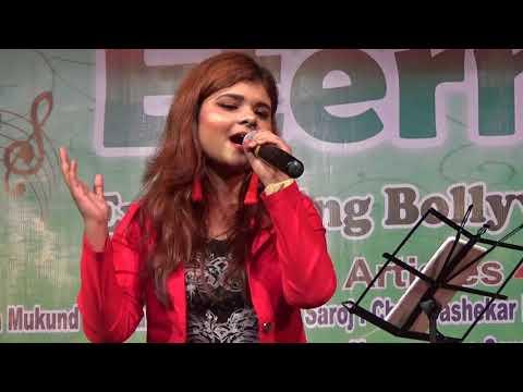 Parde Me Rehne Do(Shikar)live By Priyanka Mukherjee