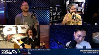 Night Attack #281: Wolfglen99 Presents: Taffy Ass (w/ MikeTV)