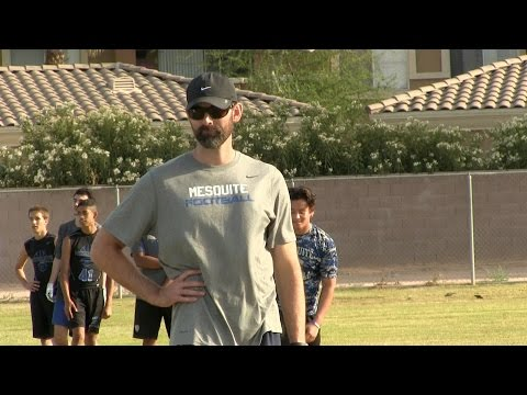 Former ASU:NFL Andrew Walter Quarterback Joins Mesquite Football Staff