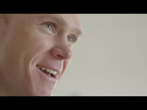 TALKING WITH CHRIS FROOME