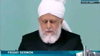 2011-05-27 Die zweite Manifestation der göttliche Gnade - Das Ahmadiyya-Kalifat