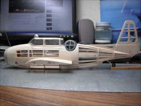 Guillows Grumman TBF Avenger Model Kit