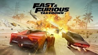 FAST & FURIOUS TAKEDOWN ANDROID GAMEPLAY