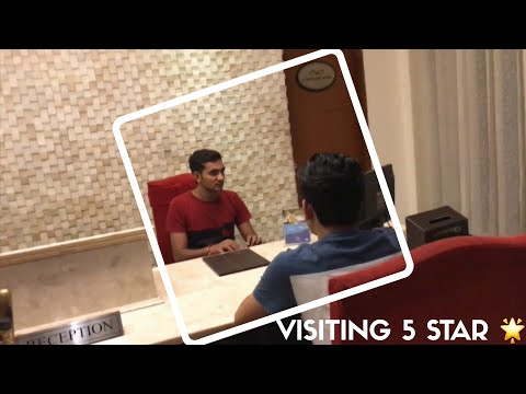 Visiting 5 Star Hotel For the First Time   TheBoysNextDoor
