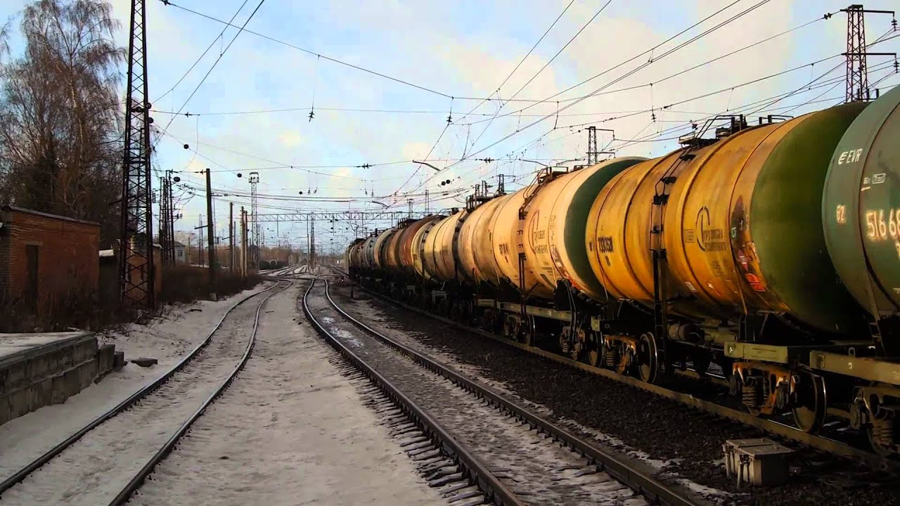 Russian Railways Starts