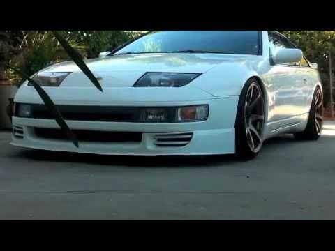 Nissan Fairlady Z >> 300zx twin turbo Nissan Fairlady Z - YouTube