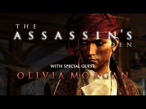 The Assassin's Den - ft. Olivia Morgan (voice of James Kidd in Assassin's Creed 4)