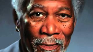 iPad Art - Morgan Freeman Finger Painting. Revealed as fake?