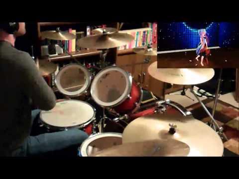 [Hatsune Miku] Senbonzakura (Drum Cover)