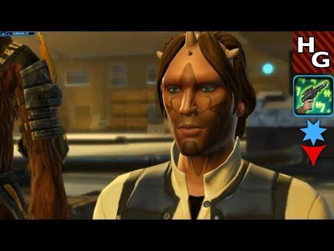 SWTOR Smuggler [Male] - Ch.1 (Alderaan - 02) Ancient History