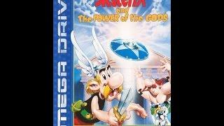 Asterix and the Power of the Gods Прохождение (Sega Rus)