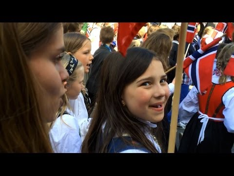 Norway celebrates 200 years of freedom