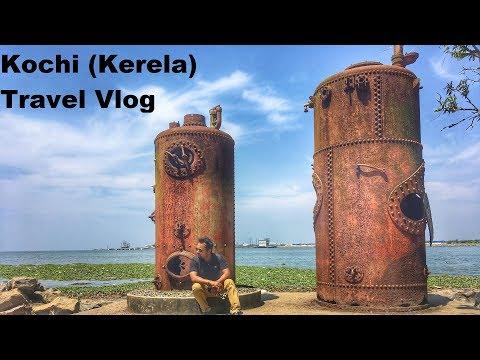 Exploring KOCHI in One Day || Marine Drive | Fort Kochi | Lulu Mall | Shankaracharya Temple