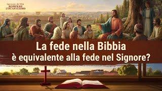 """Film cristiano """"Rompere l'incantesimo"""" - La fede nella Bibbia è equivalente alla fede nel Signore?"""