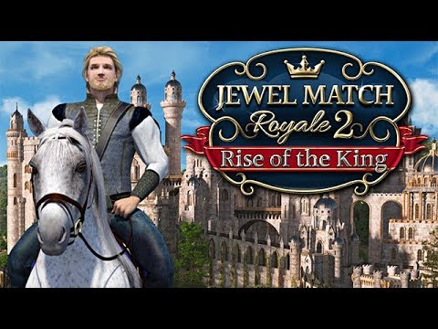 Jewel Match Royale 2: Rise of the King Trailer