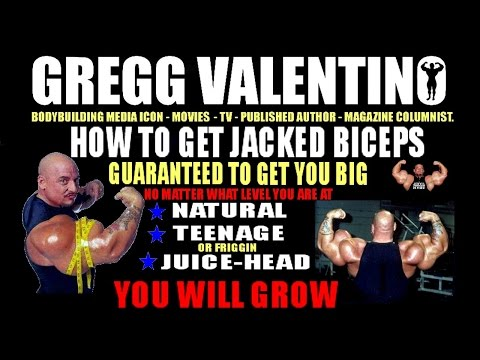 How To Get JACKED BICEPS Workout Video - Guaranteed To Get You Big! Biceps