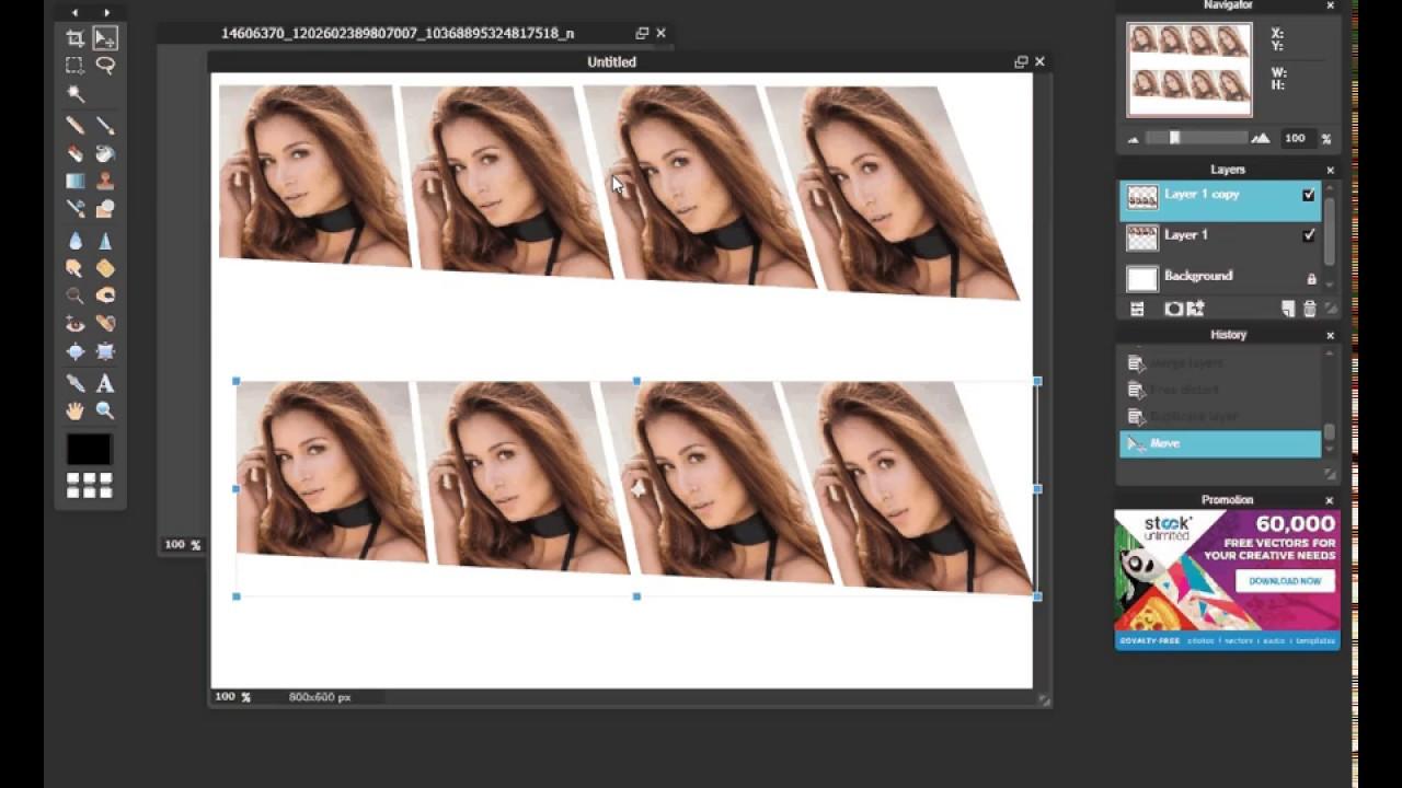 Pixlr Image Background Photo Editing Online Photoshop Youtube