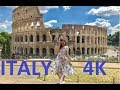 Italy in 4K