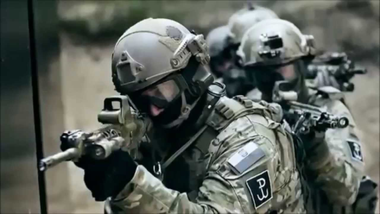 Download GROM Polish Special Forces
