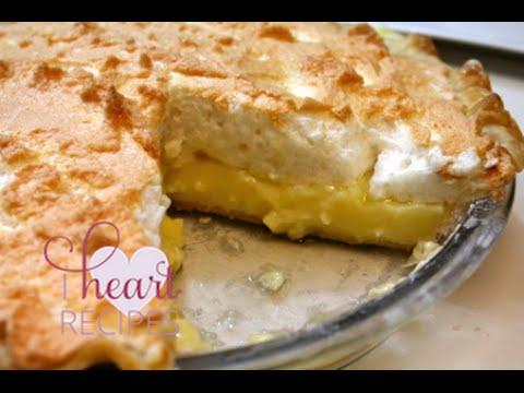 Desserts By Rosie | Lemon Meringue Pie Recipe - I Heart Recipes