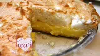 Desserts By Rosie | Lemon Meringue Pie Recipe - I Heart Recipes