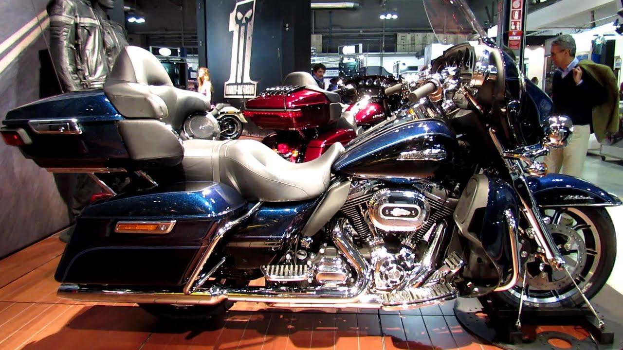 Harley Davidson Electra Glide Cvo