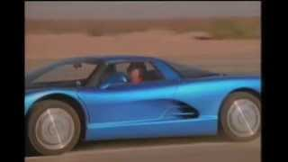 CERV III - Chevrolet Concept Car
