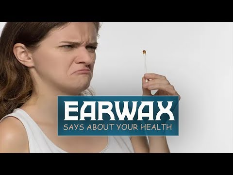5 Things Your Earwax Says About Your Health   Ear Wax Color Meaning