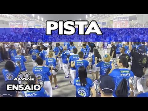 Vila Isabel 2017 - Pista - Ensaio técnico