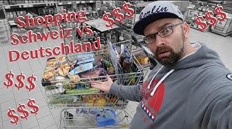 Einkaufen Schweiz vs. Deutschland | deutsche Lieferadresse wie funktioniert es | Ne Menge sparen