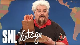 Weekend Update: Guy Fieri on Super Bowl Snacks - SNL