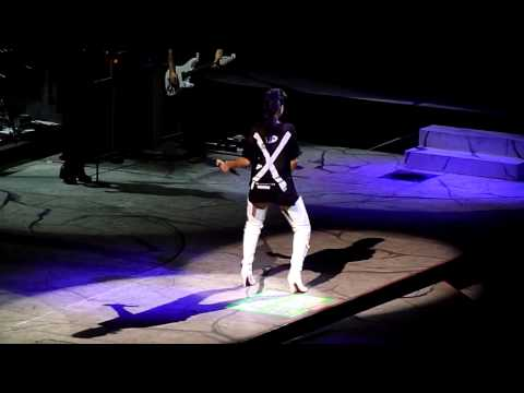 Rihanna What's My Name Live at Adelaide Entertainm