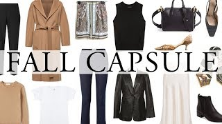 23 Pieces Over 60 Outfits For Fall 2019 | FALL CAPSULE WARDROBE