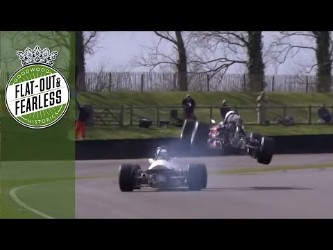 Amazing Moment Car Jumps Over Rival At 73MM