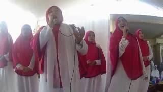 SHOLAWAT IBU IBU MAJLIS  TA'LIM KASSITI AL MUHAJIRIN BSK 01