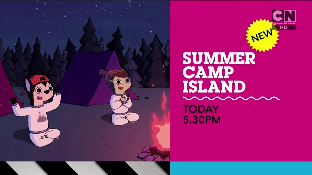 Cartoon Network UK HD Summer Camp Island New Episodes July 2019 Promo