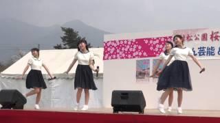 2016/04/10 村松公園桜まつり RYUTist 「ラリリレル」