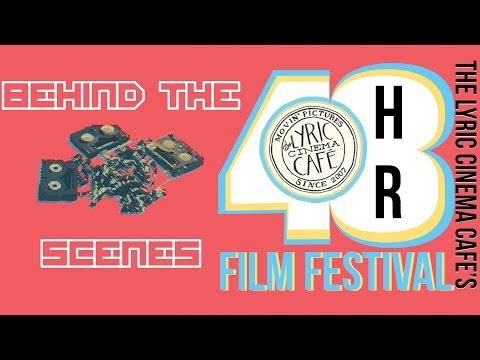 Lyric Cinema Cafe's 48 Hour Film Festival 2016 Behind The Scenes