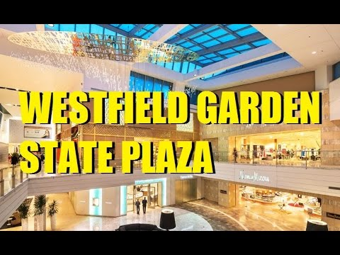 Destination Paramus: Westfield Garden State Plaza - Largest Mall in New Jersey