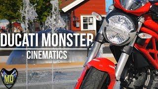 Ducati Monster 796 - Cinematic [4K]
