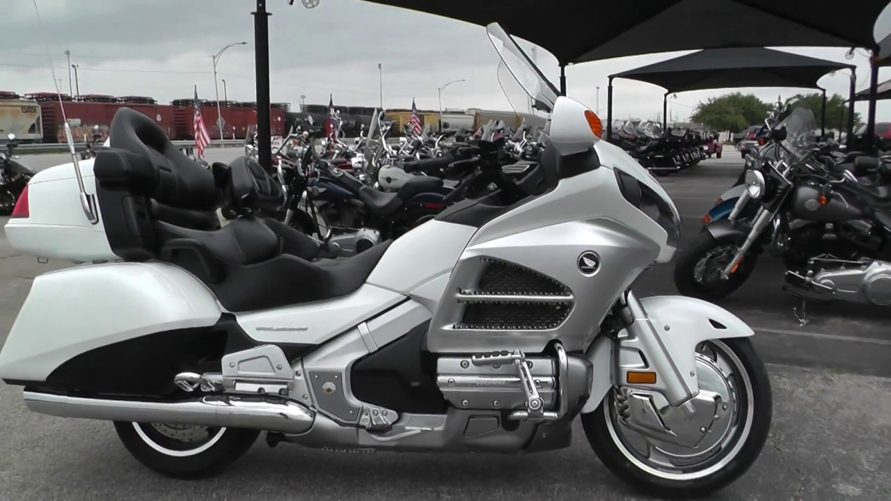 000594 2012 honda goldwing gl1800 used motorcycles for sale youtube. Black Bedroom Furniture Sets. Home Design Ideas