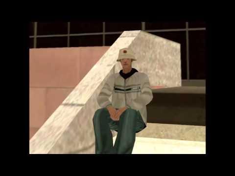 Yung Lean in GTA San Andreas!