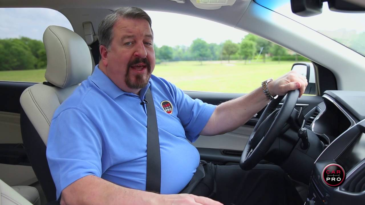 Car Pro Jerry Reynolds And Ford Edge YouTube - Kevin mccarthy car pro show
