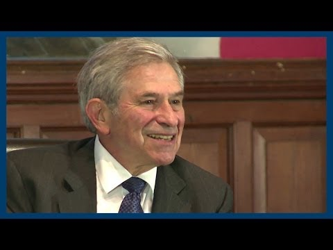 The Patriot Act   Paul Wolfowitz   Oxford Union