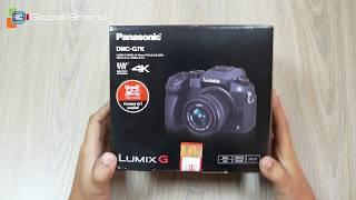 Panasonic Lumix DMC-G7KGW-K DSLM (Digital Single Lens Mirrorless) Camera | Global Brand Pvt Ltd