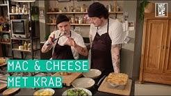 24Kitchen | Wat Eten We Vandaag? Afl.: 51: Job & Perry's mac & cheese met krab