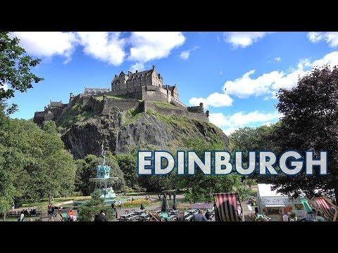 EDINBURGH - SCOTLAND 2019 4K